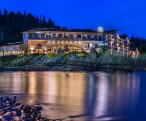 Best Western Plus Lodge at River's Edge