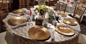 University Award dinners