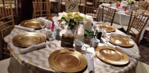 Awards dinners