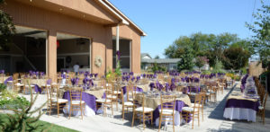 Wedding receptions by Happy Day Catering