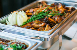 Thanksgiving Drop-off Food