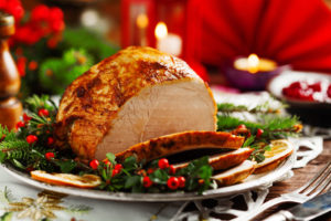Holiday Ham Entree