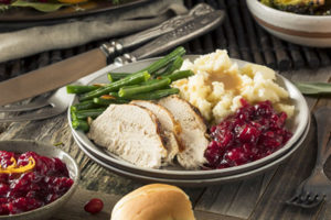 Thanksgiving Dinner with Happy Day Catering