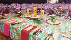 Havana Nights Themed Fundraiser