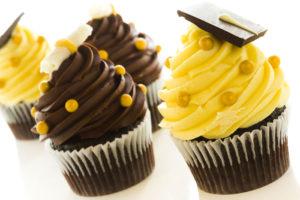 Graduation Party Decoration Cupcakes