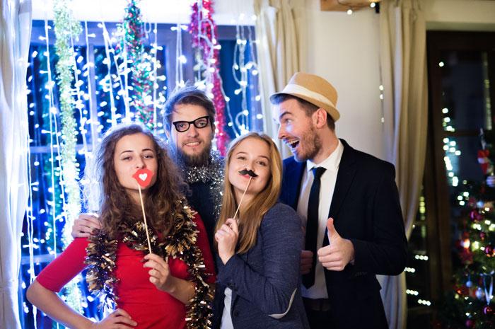 Holiday Photobooth