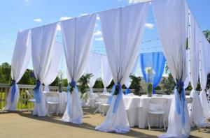 Wedding event rentals