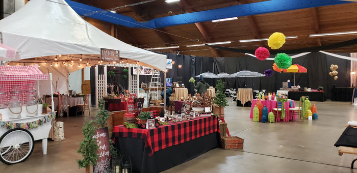 2019 Decor Trends Showcased at the 26th Annual Lewiston Clarkston Bridal Fair