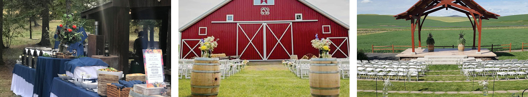 Different types of rustic weddings