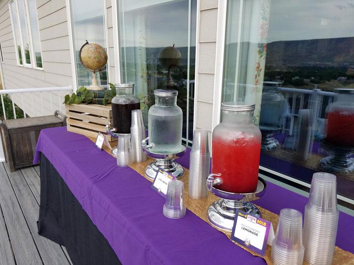 Emilyn's Open House-Style Backyard Graduation Party