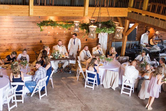 Wedding at The Barn at Mader Farm