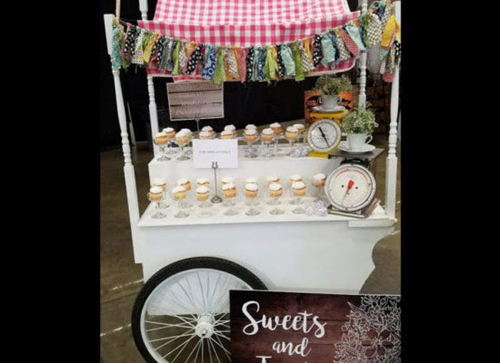 Dessert Cart Rental